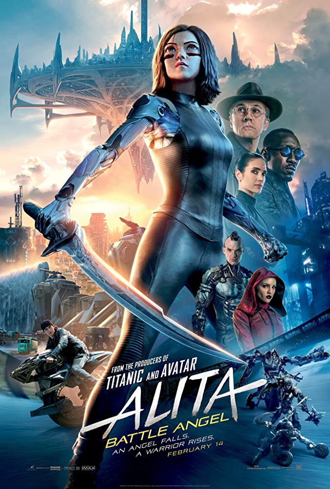 alita battle angel full movie online free 123