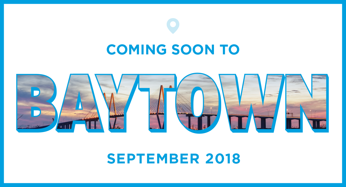 Baytown Delivery Via Favor Launching On September 17