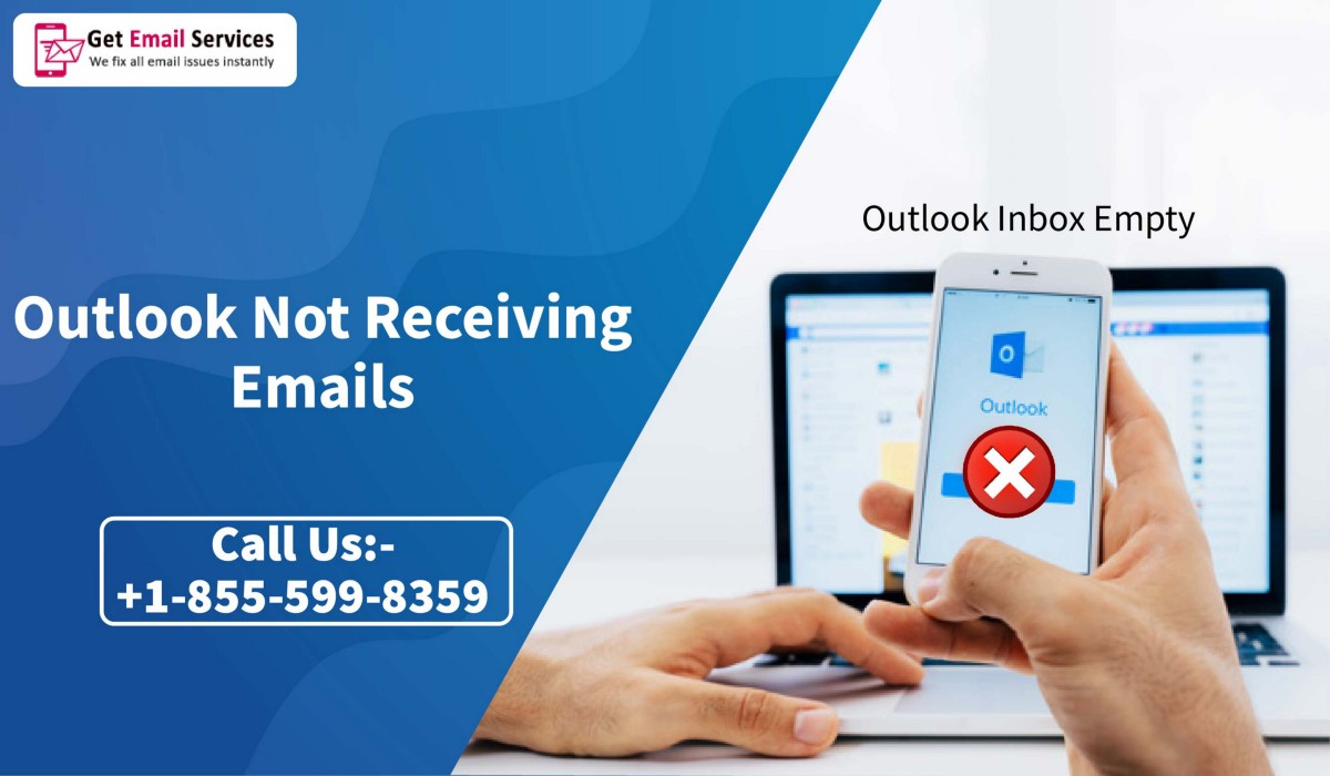How To Troubleshoot It, Outlook Not Receiving Emails?