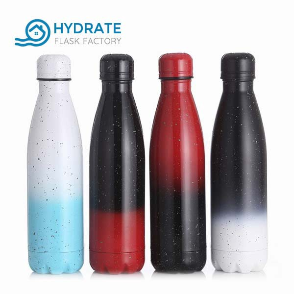 What material is used to make vacuum insulated bottle?