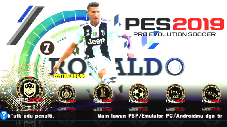 Download PES 2015 Mod 2019 PPSSPP Update 18–19 - Ahmad Ridho - Medium