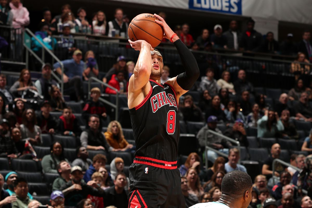 LaVine looking to make history with 3-Point Contest
