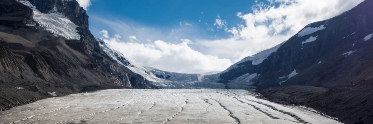 Once the Glaciers Disappear, We Can't Get Them Back