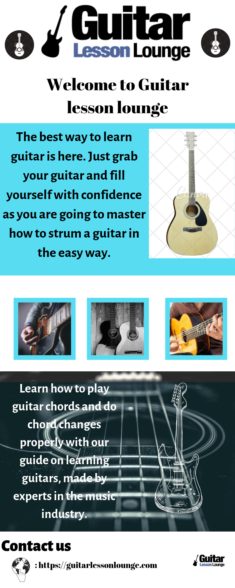 Guitar songs to learn - Guitar Lesson Lounge - Medium