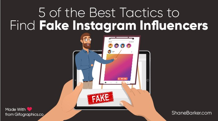 How to find out who made a fake instagram