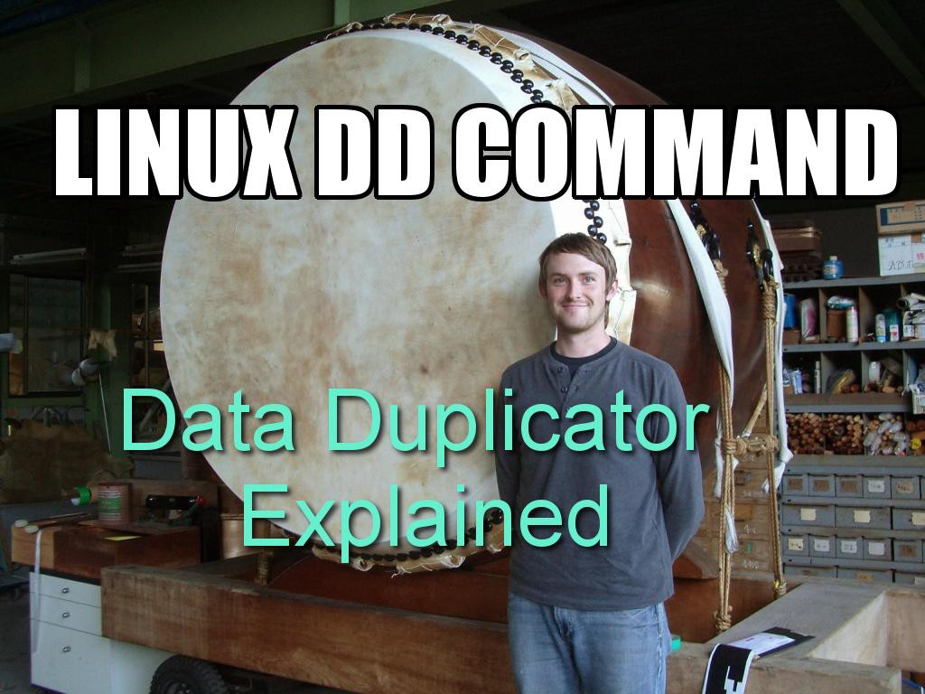 Use Linux DD Command to make ISO Bootable on USB Drive