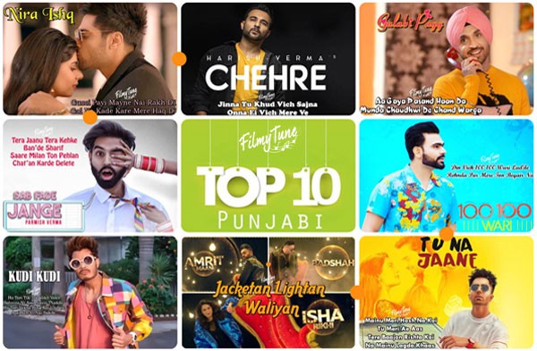 top 100 punjabi songs download 2017