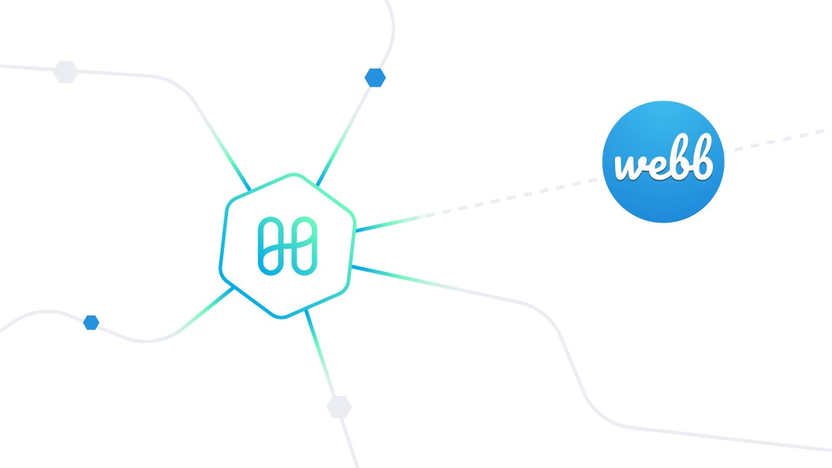 Privacy on Harmony, Powered by Webb