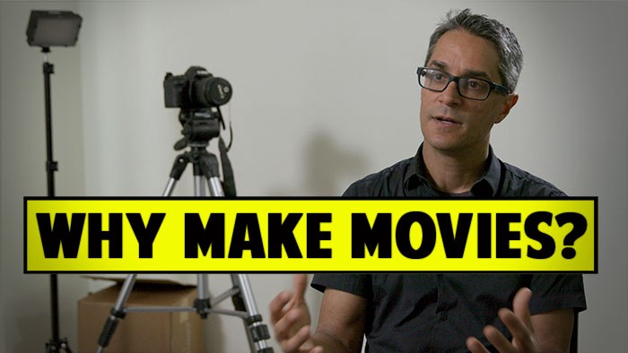 Being A Film Director Is Not A Career Path by Occidental College Professor Aleem Hossain