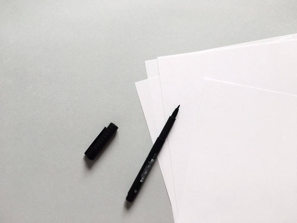 A practical guide to overcoming the fear of a blank page/screen
