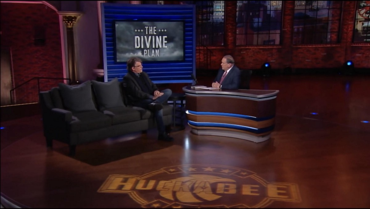 "Mike Huckabee: Divine Plan is ""an amazing story… a must see film.''"