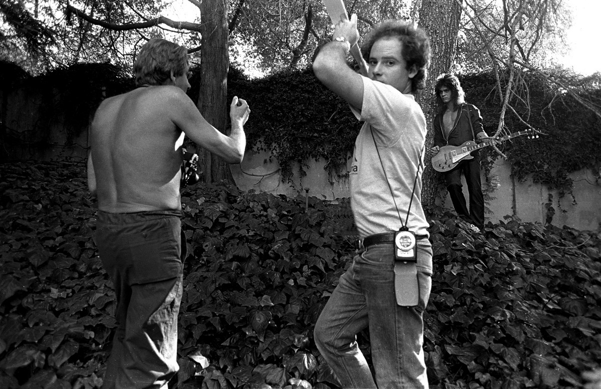 The Private Photo Shoot That Sparked A War Inside Van Halen By Greg Renoff Cuepoint Medium