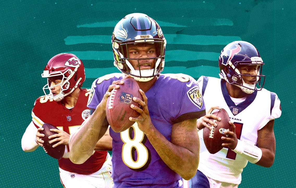The 2019 Nfl League Pass Rankings Part Ii The Top 16
