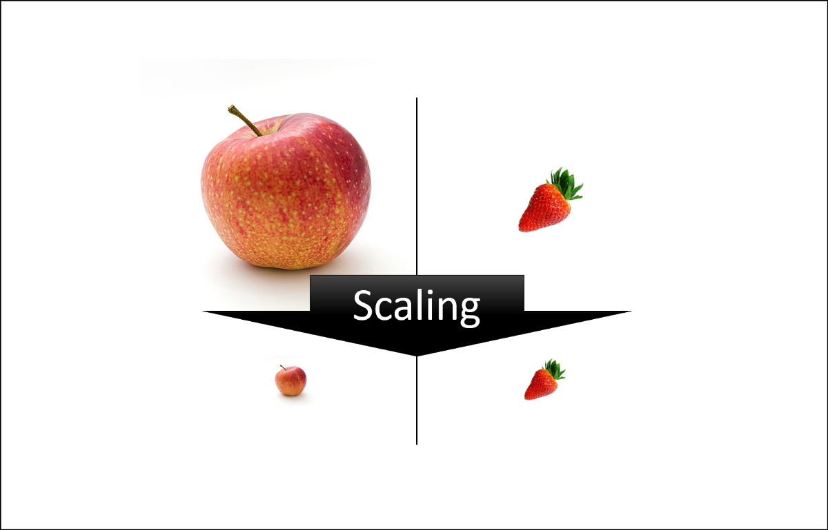 All about Feature Scaling