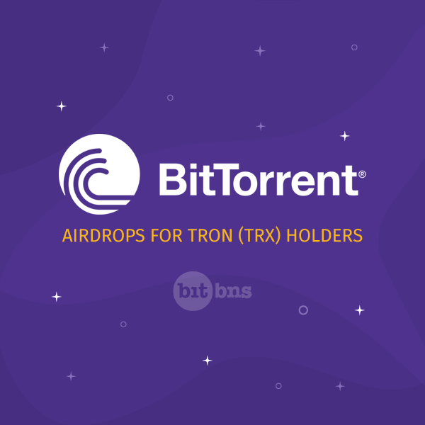 BTT Airdrop for Tron Holders! - Bitbns - Medium
