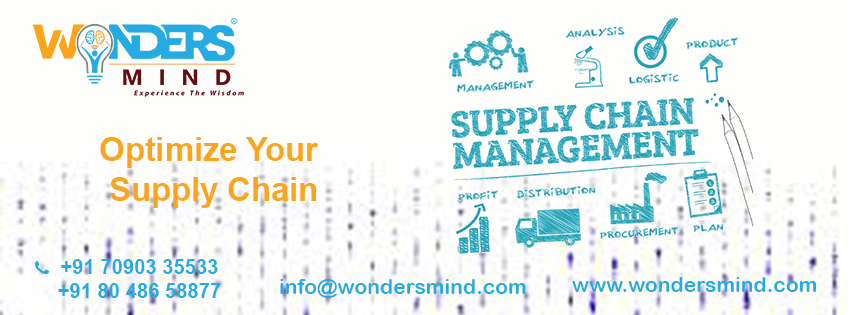 Why supply chain management services Succeeds by WondersMind