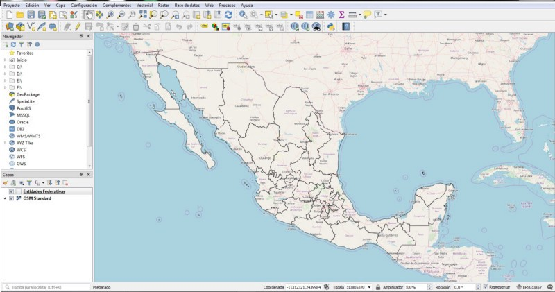 El plugin QuickMapServices en QGIS - GEOScéntricos - Medium