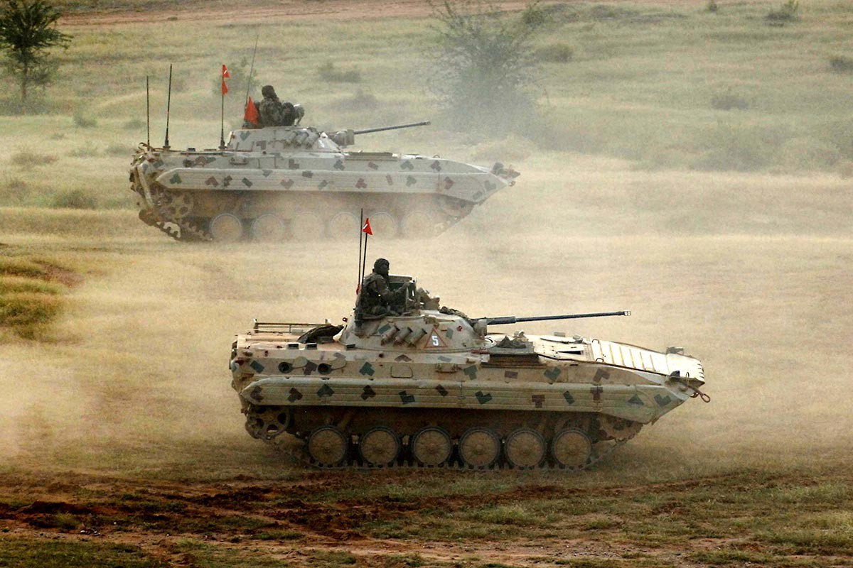 The Mechanised Infantry Regiment Raising Day, Indian Army