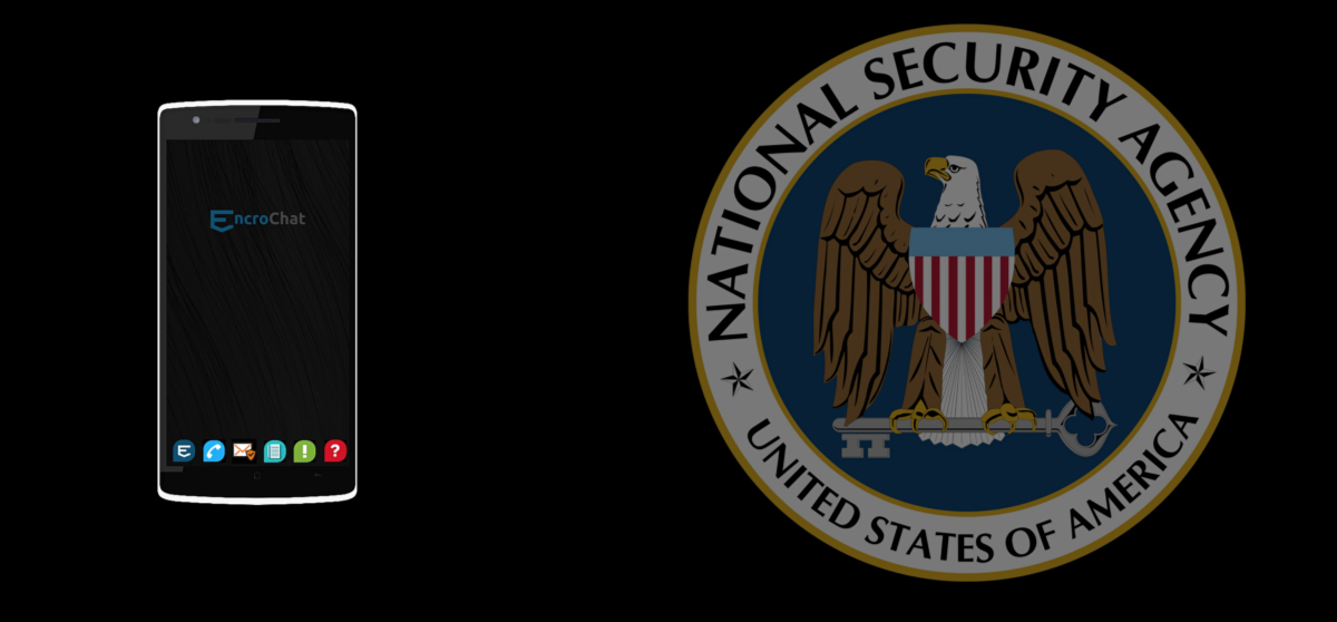 Evidence suggests Encrochat is working with the NSA and