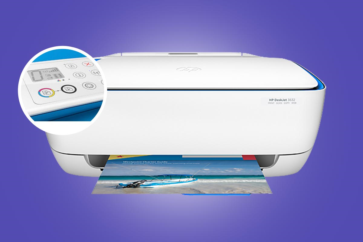 Scan and copy with your HP DeskJet 3632 printer - 123-HP-dj
