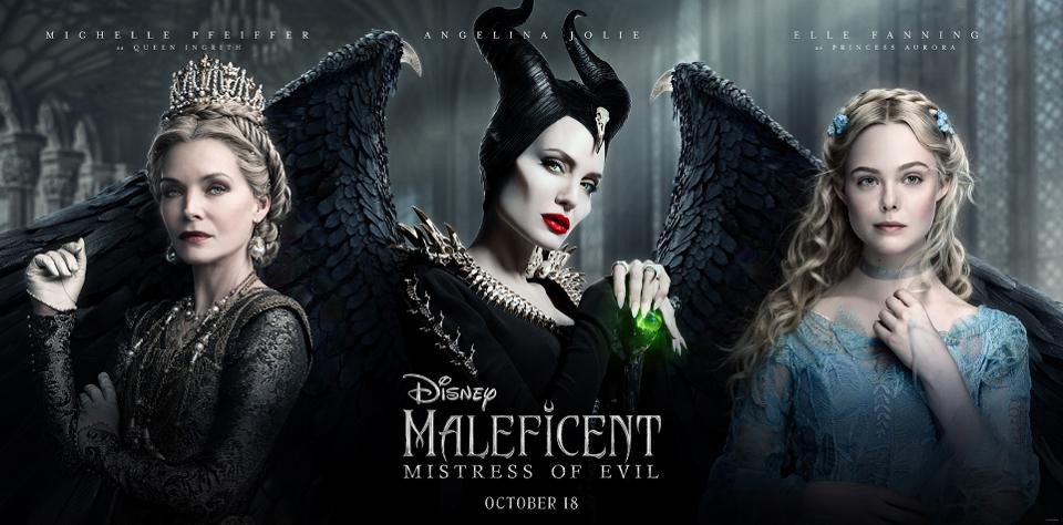 Maleficent Mistress Of Evil 2019 First Full Movie Eng Sub