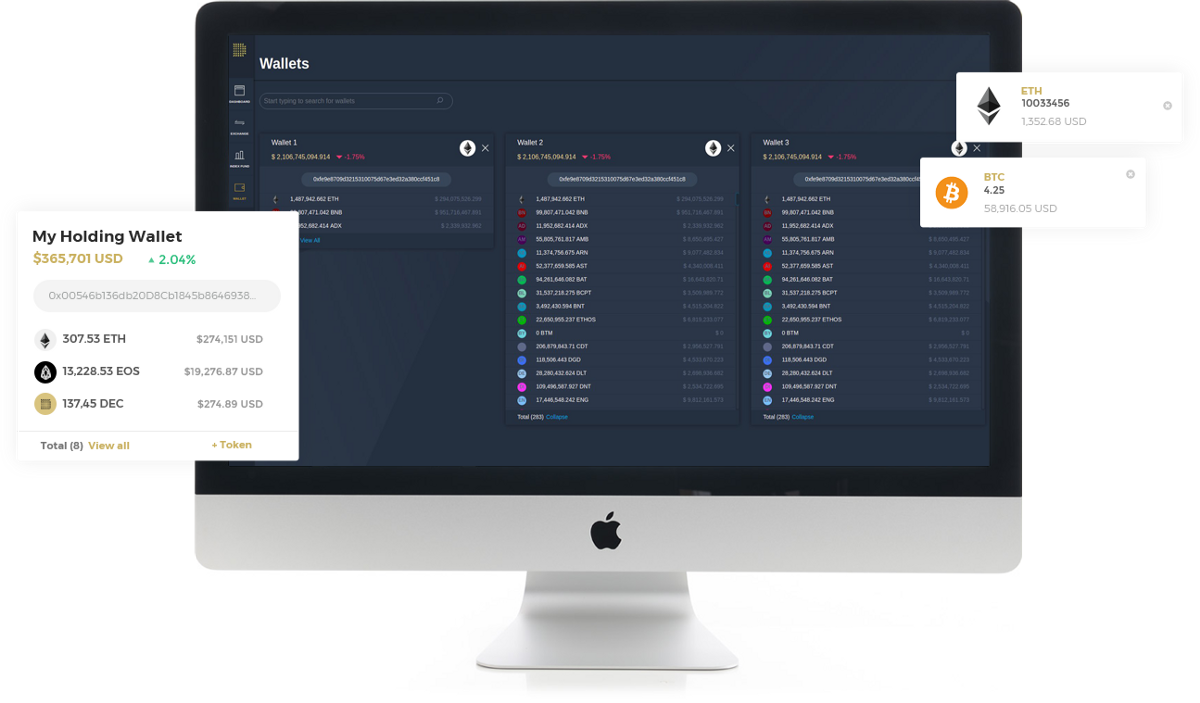 GNIUS: Darico's all-new cryptocurrency wallet