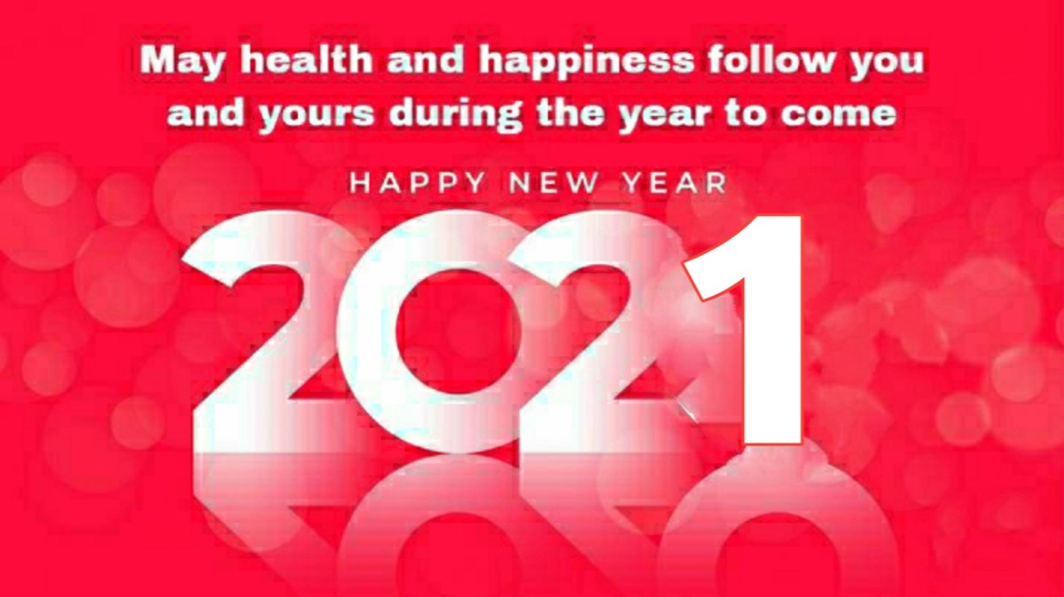 Happy New Year 2021 Quotes Images HD, New Year 2021 Quotes ...