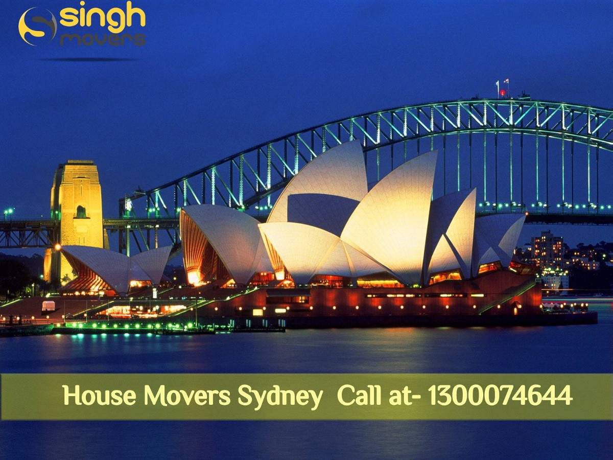 house movers Sydney
