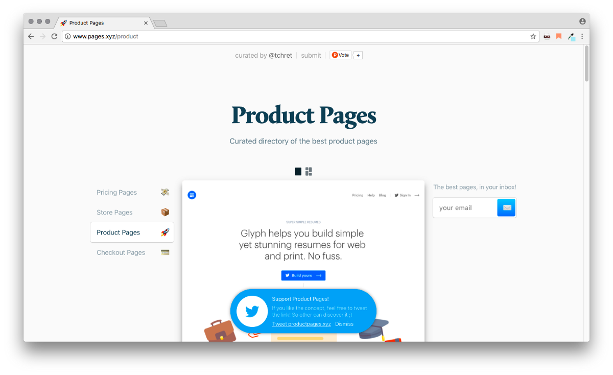 7 Great sites for UI/UX inspiration