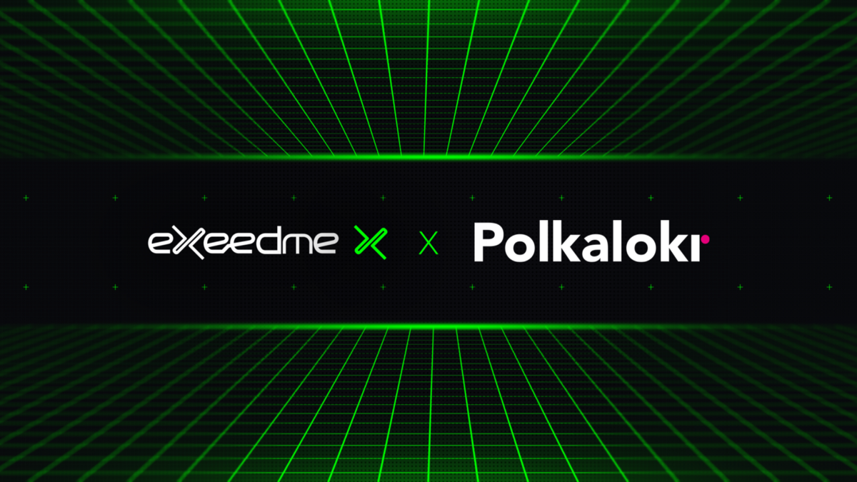 Polkalokr and Exeedme are bringing the future to you
