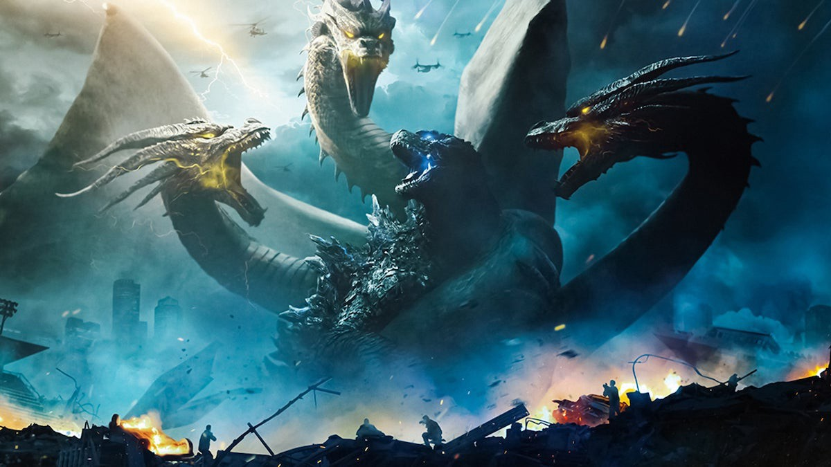 Resultado de imagen para godzilla king of monsters