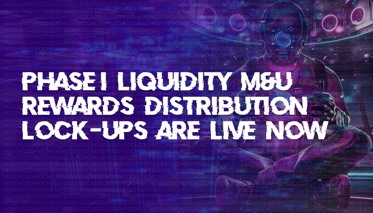 HEGIC Rewards Distribution Continues: How to Earn Phase I Rewards (With Lock-Ups)