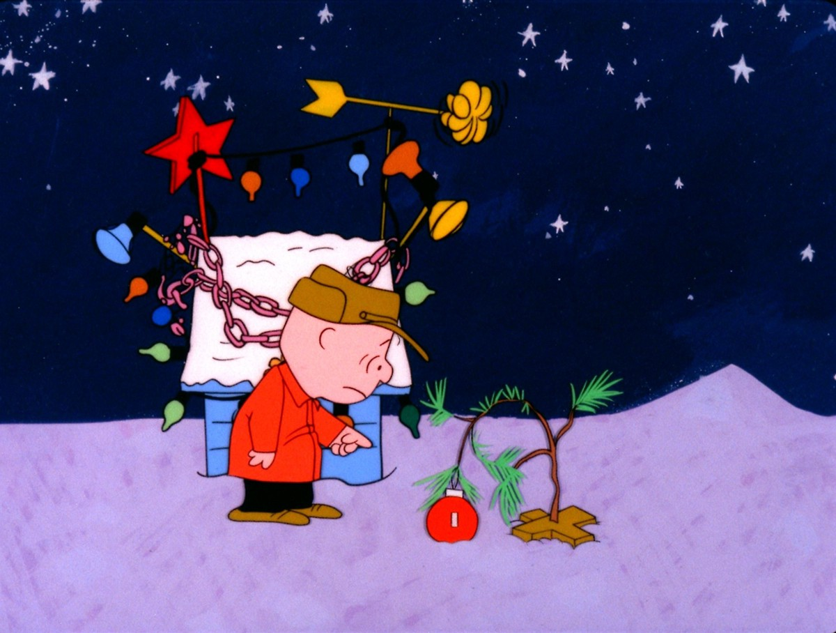 Charlie Brown Christmas Tree Quote.The Real Reason You Love A Charlie Brown Christmas
