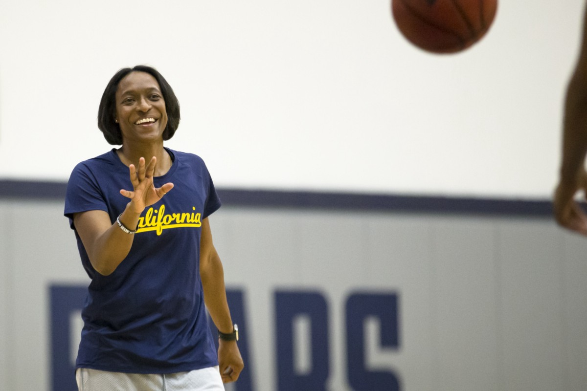 Charmin Smith's return brings experience and stability to 'Cal family'