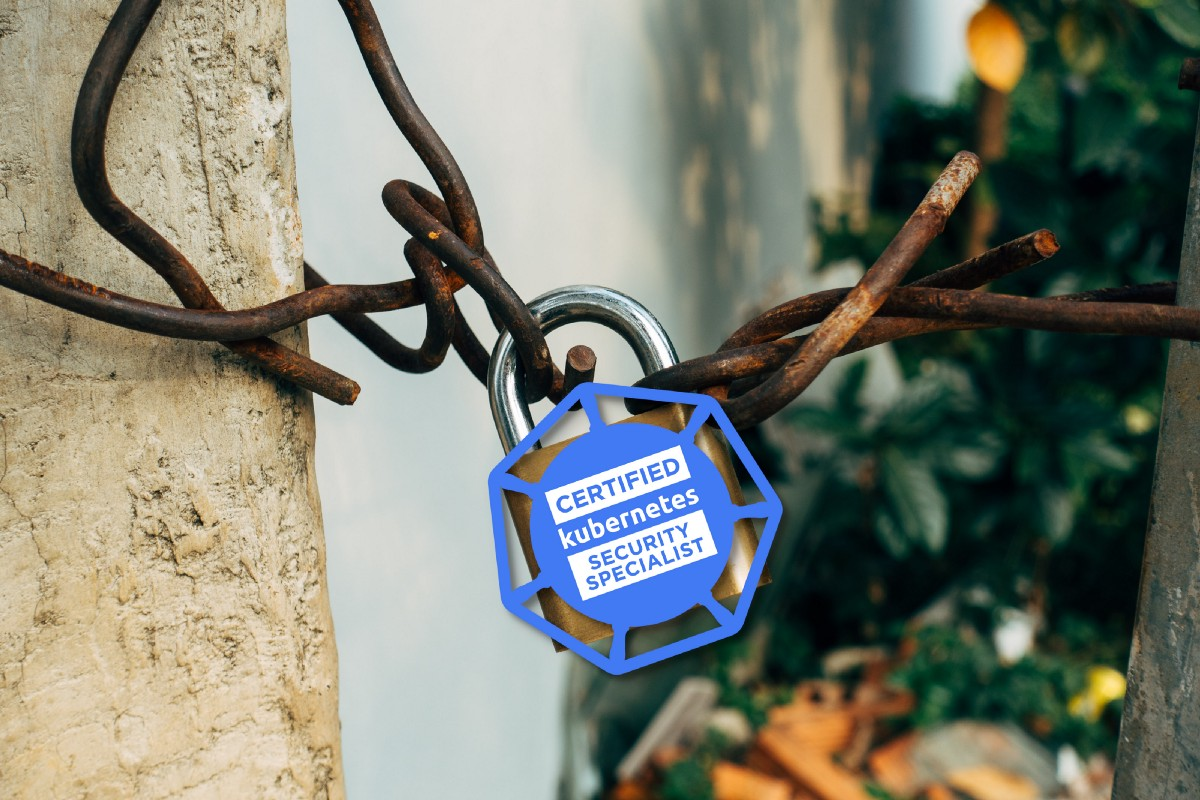 CKS Certified Kubernetes Security Specialist