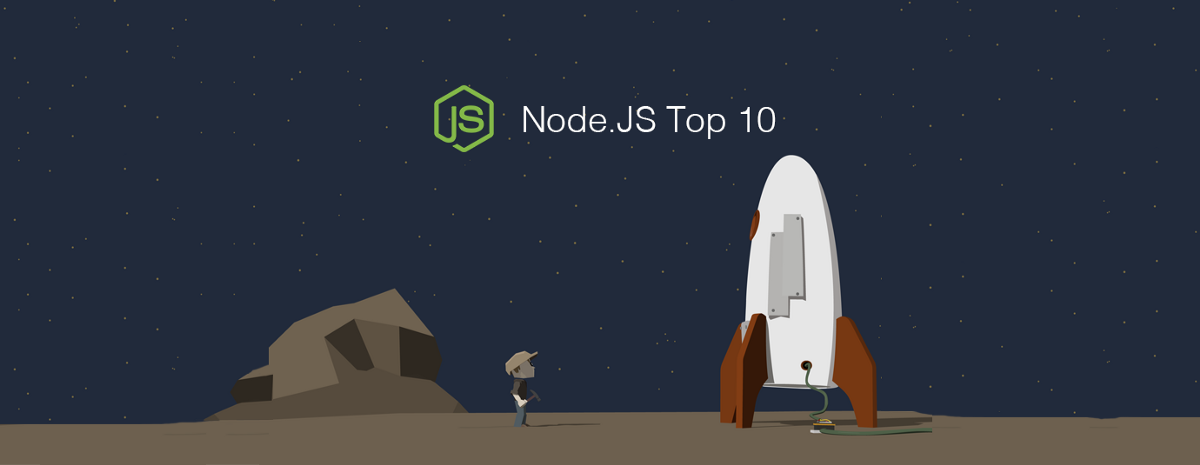 Node.JS Top 10 Articles in November
