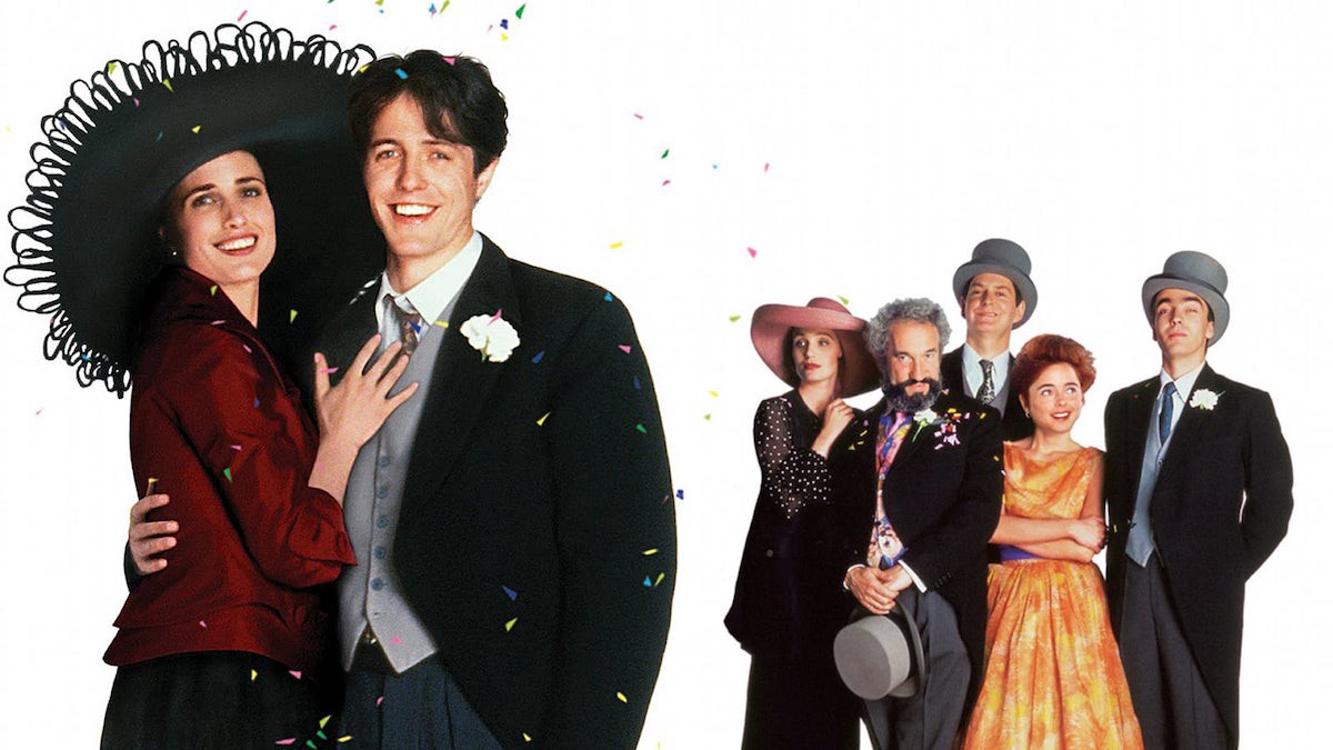 Four Weddings And A Funeral 1994 25 Years Later By Charing Kam Frame Rated Medium