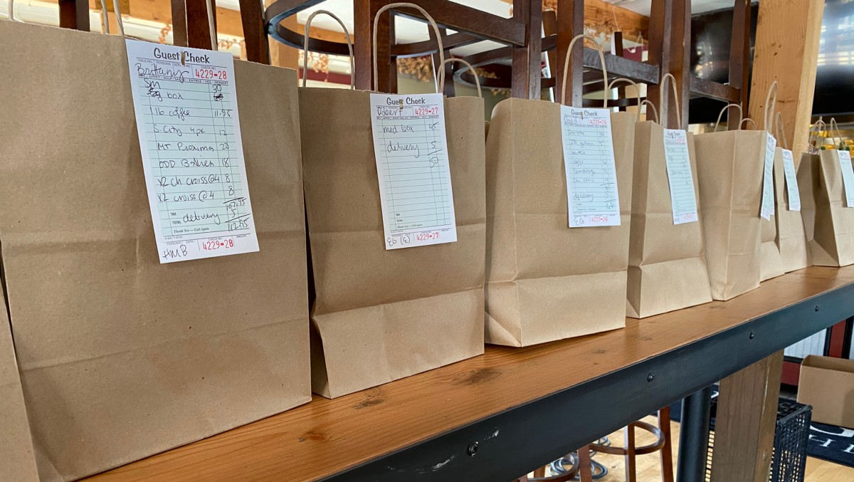 What If Doordash Were Hyperlocal Coastmates In Half Moon Bay Steps Up To The Challenge By Elena Kadvany The Six Fifty