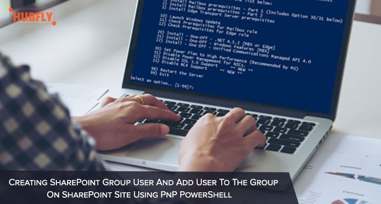 Creating SharePoint Group, User And Add User To The Group On