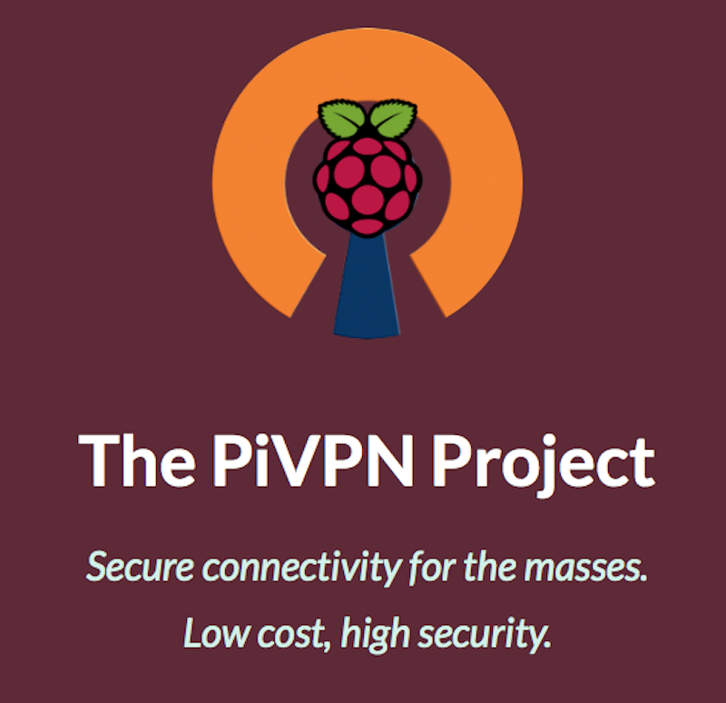 PiVPN Makes It Easier than Ever to Gain Secure Remote Access
