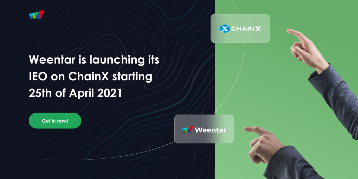 Our Initial Exchange Offering (IEO) is now happening on ChainX!