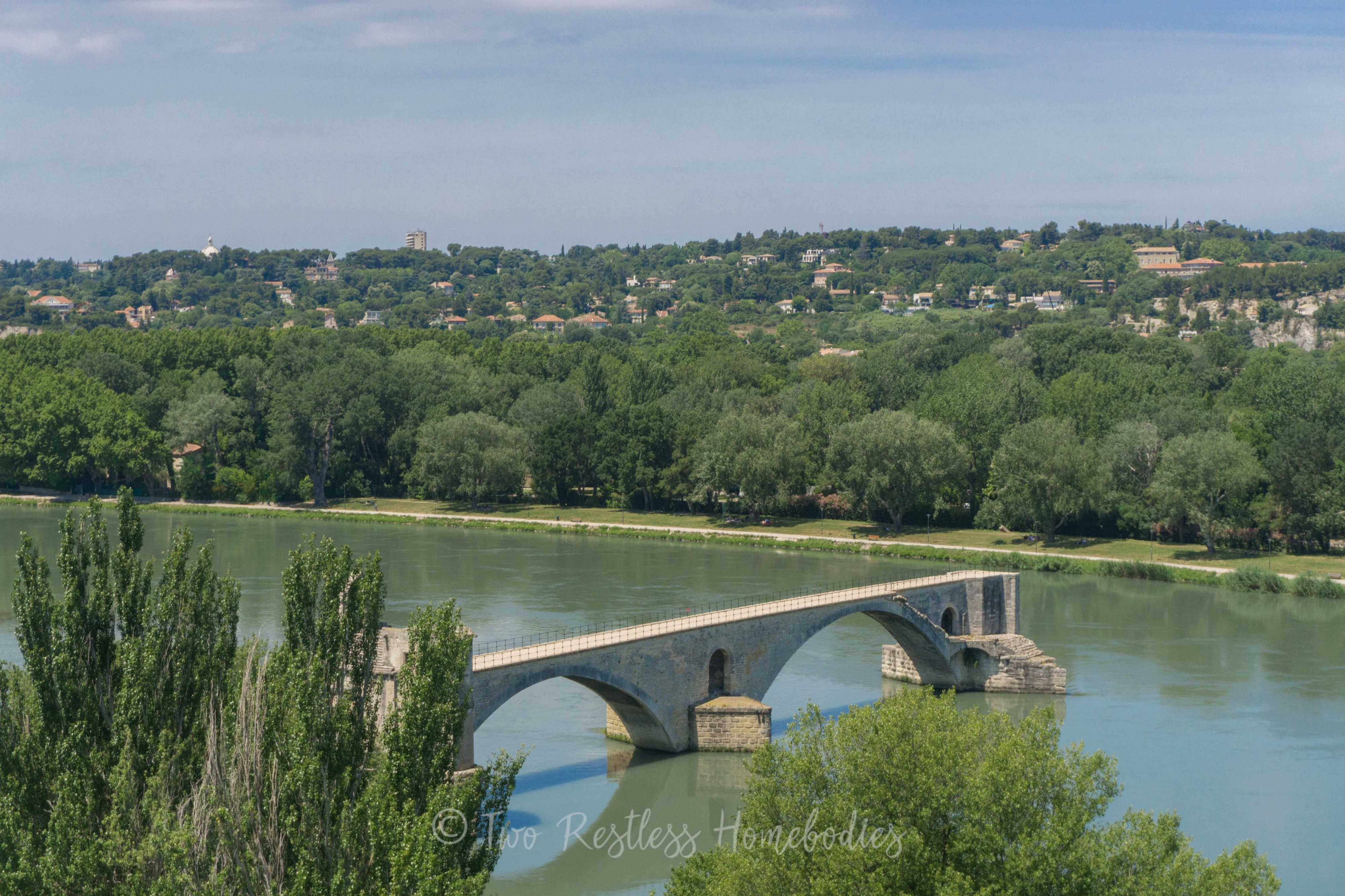 Sur Le Pont D Avignon Exploring The Pont St Benezet By Luke And Meagan Two Restless Homebodies World Travel For Introverts And Couples Medium
