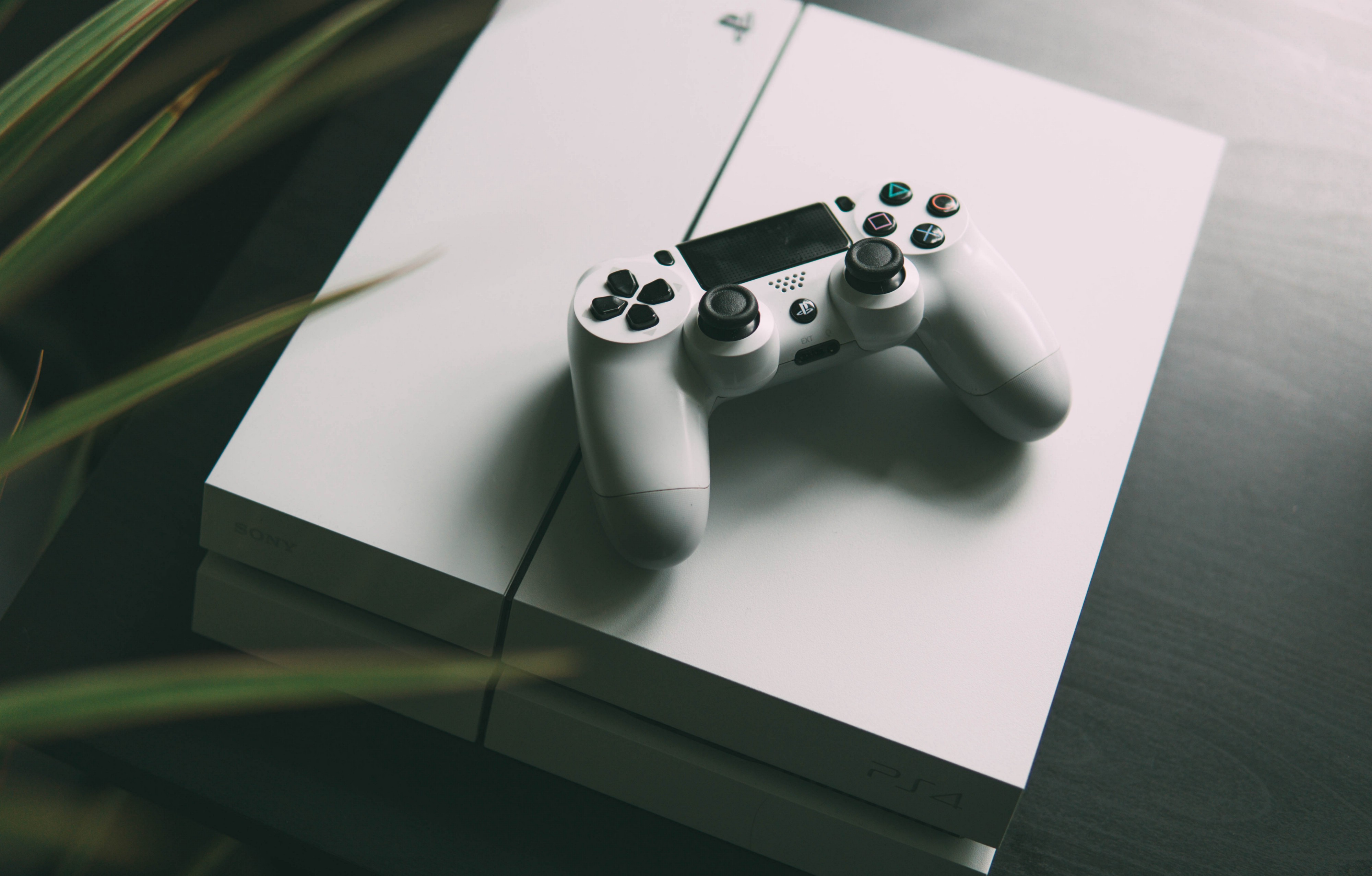 Python for PS4 dualshock 4 controller - Another Brick in the