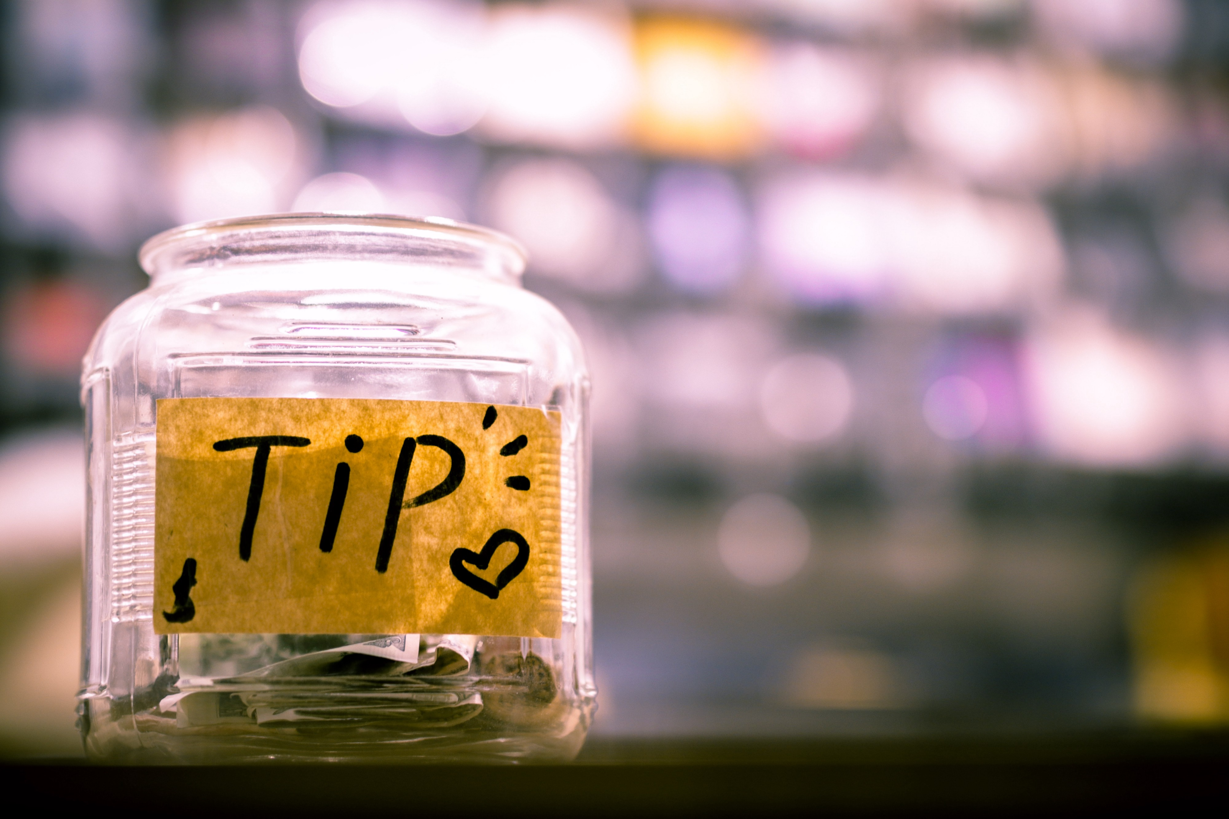 The Evolution Of The Tip Jar Tip Jars Were Once Reserved For A Tiny By Barry Davret Life Skills Medium