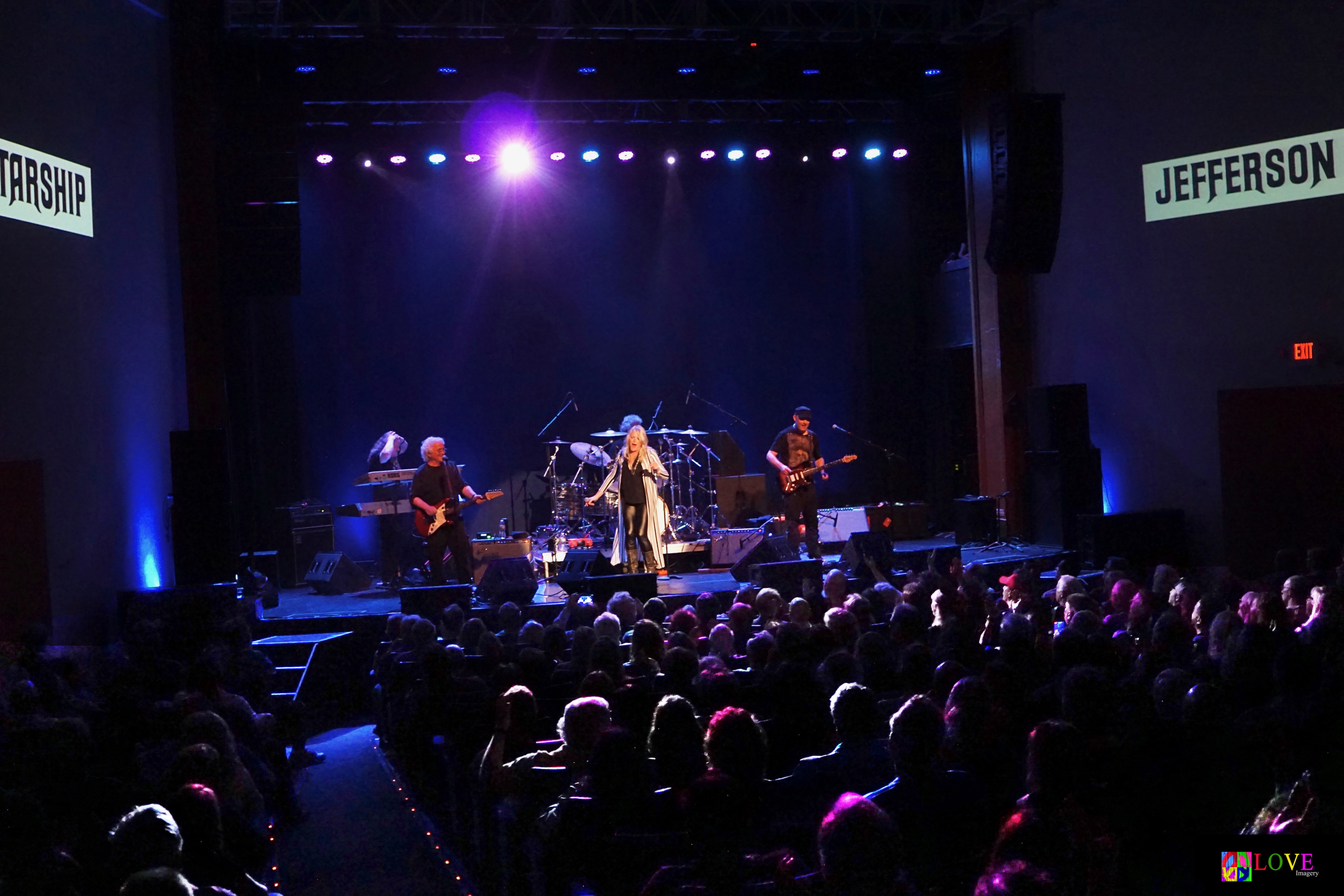 Magical Jefferson Starship Live At The Newton Theatre