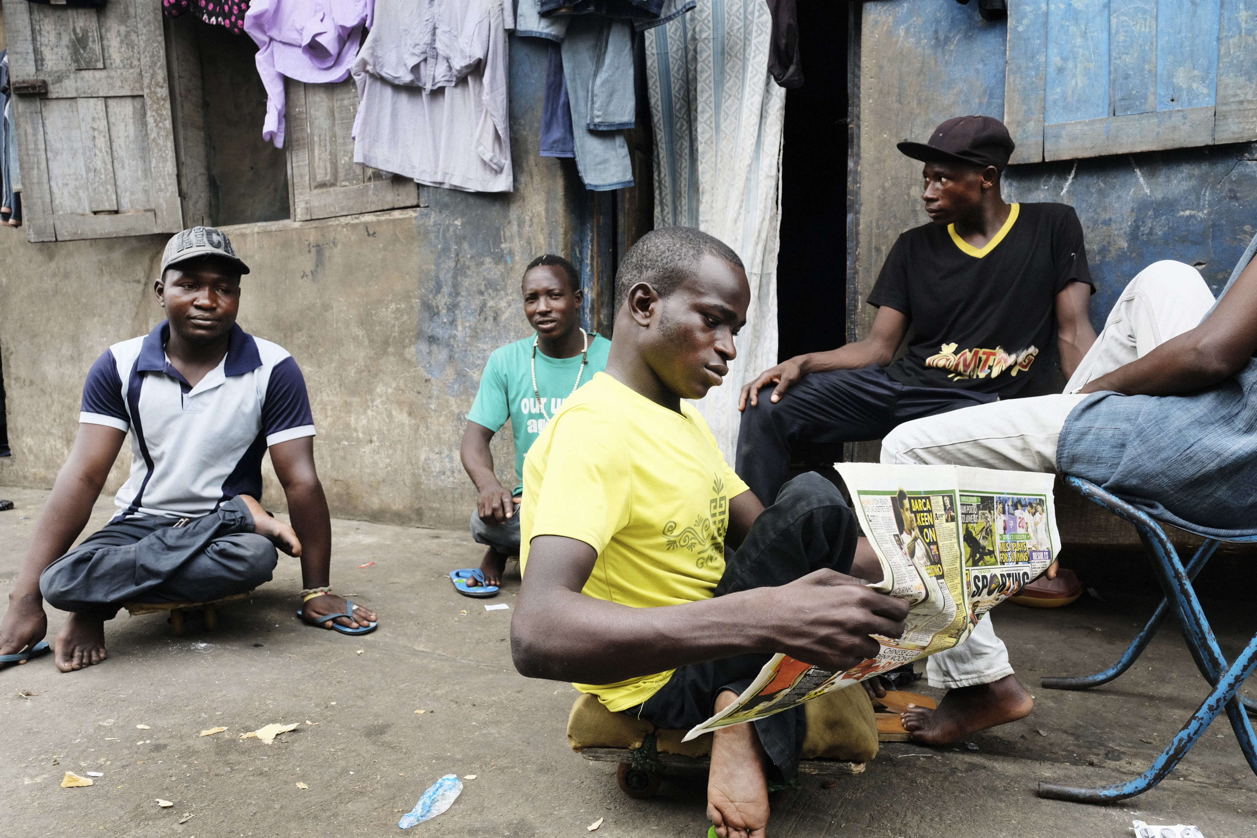 Nigerians With Disabilities Are Tired Of Waiting For An