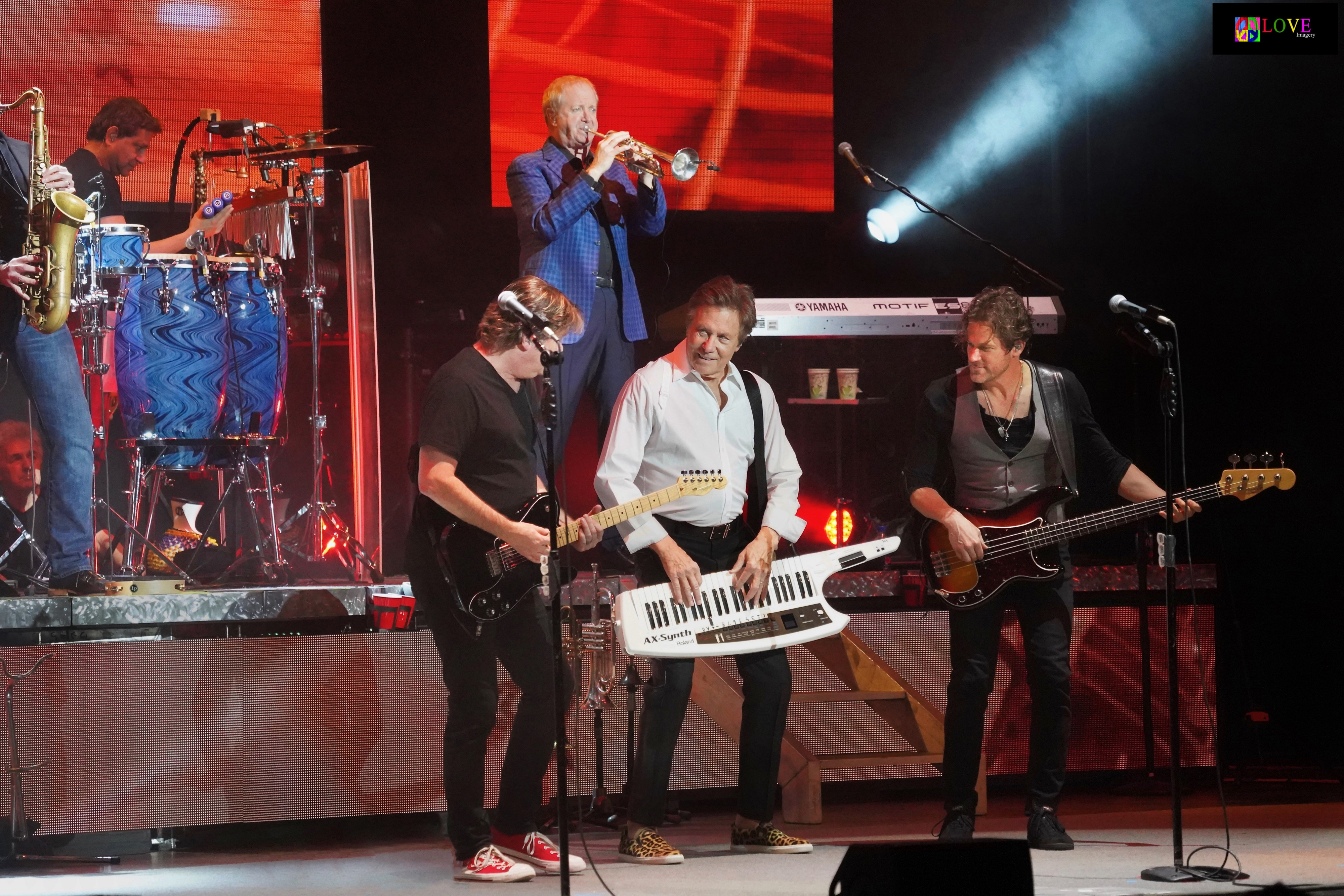 """Freaking Awesome!"""" Chicago LIVE! at the State Theatre New Jersey"""