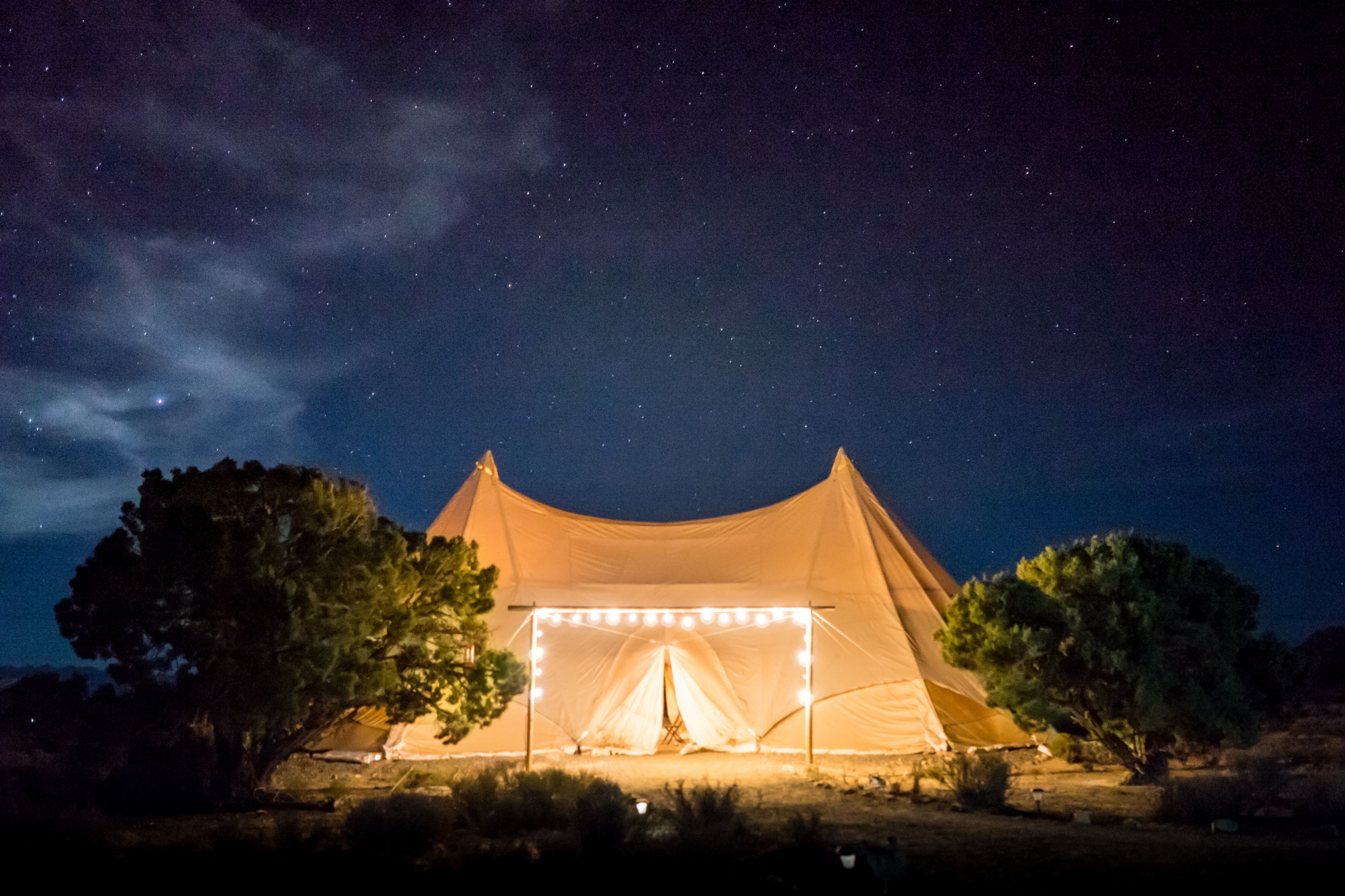 4 Ultimate Glamping Spots in California - Tacos & Tequila