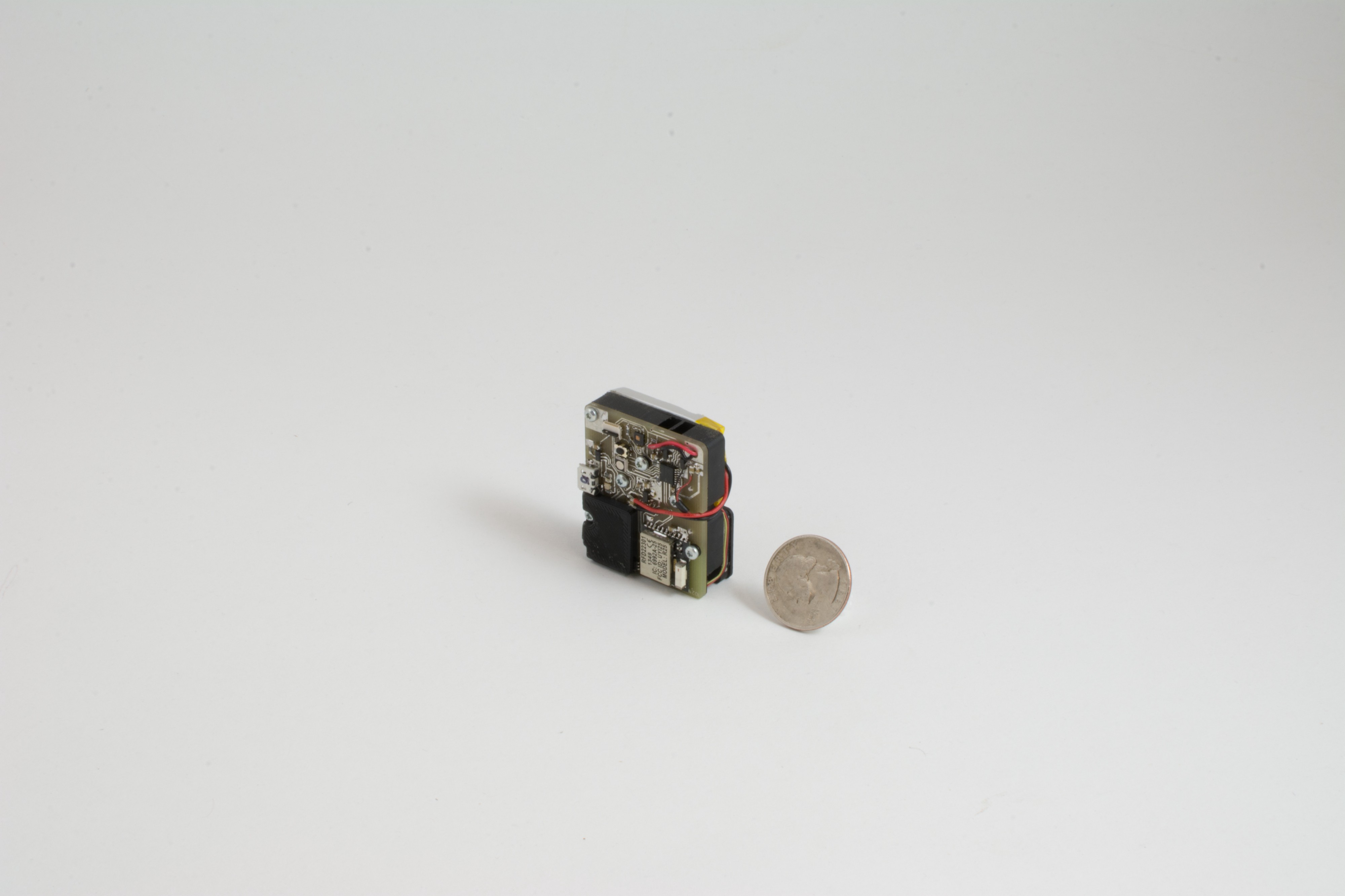 An Open-Source, Low-Cost Personal Airborne Particle Counter