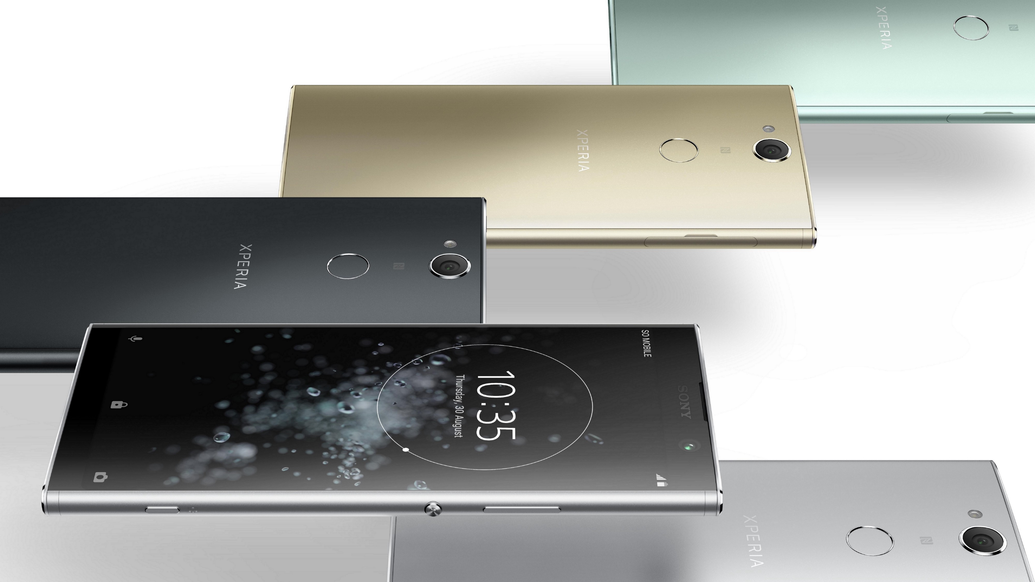 Android September security patch comes to Sony Xperia XA2